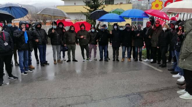 Lavoratori Ex Auchan