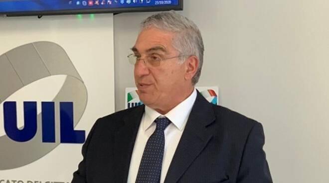 Luigi Veltri, Uil Scuola Basilicata
