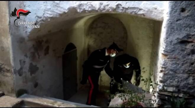 Arresto Barbetta dei carabinieri