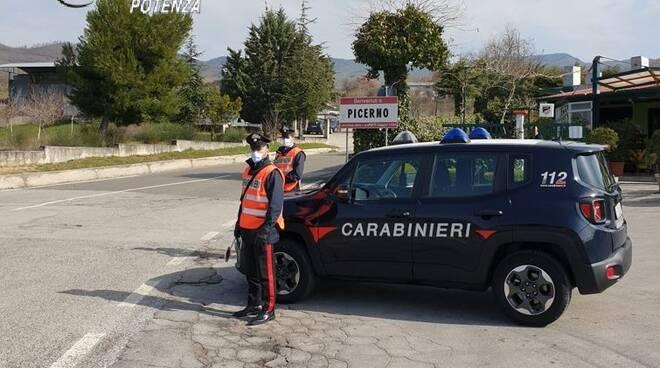 Carabinieri di Picerno