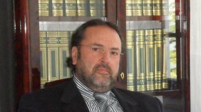 Mario Bencivenga, docente Gasparrini Melfi