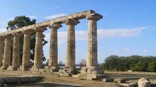 Mateponto, Tempio di Hera