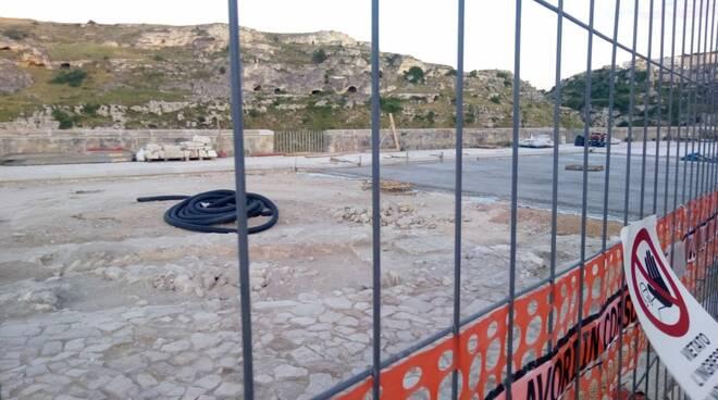 Porta Pistola, Matera
