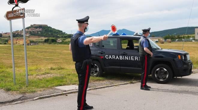 Carabinieri di Lagopesole