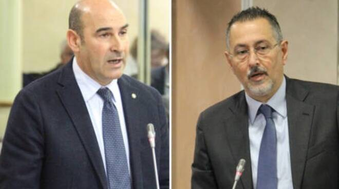 Cifarelli e Pittella