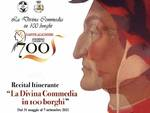 Divina Commedia in 100 borghi