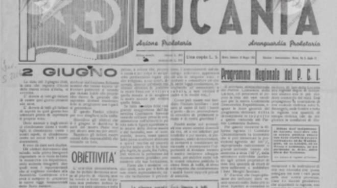 Giornali 1946