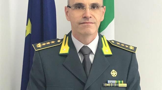 Michele Onorato, Comandante Guardia di Finanza Potenza