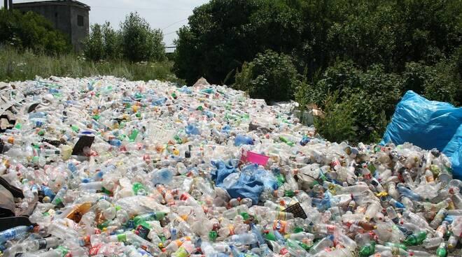 plastica raccolta