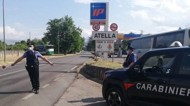 Carabinieri di Atella