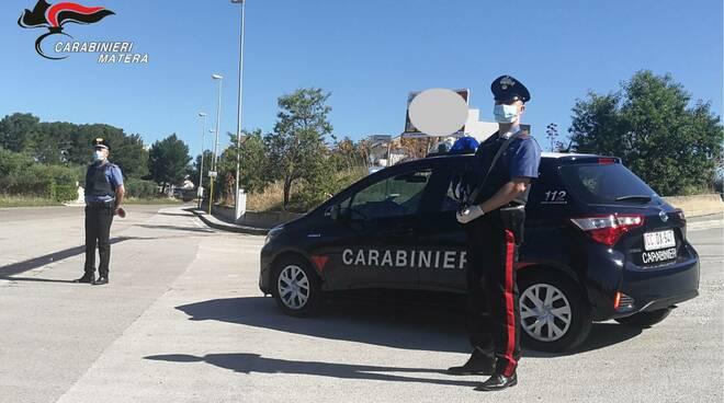 Carabinieri Montescaglioso