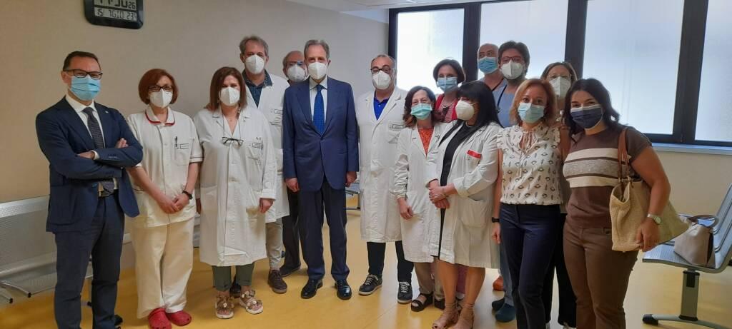 Inaugurazione Reumatologia, Bardi