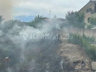 incendio Venosa