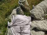 lana di roccia nei campi