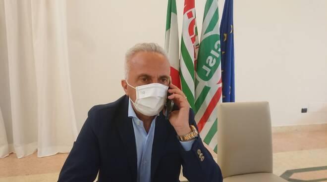 Vincenzo Cavallo Cisl