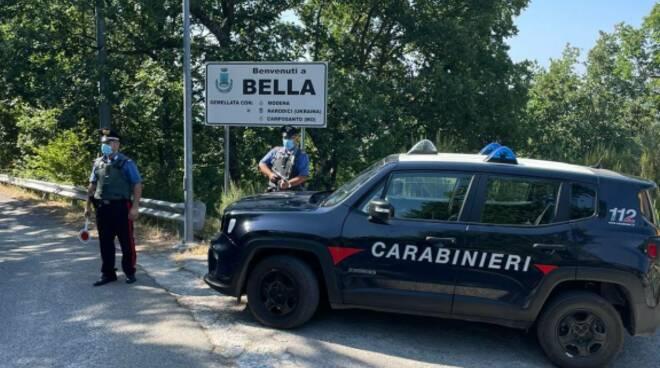 Carabinieri di Bella