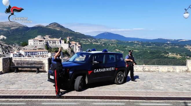 Carabinieri di Muro Lucano