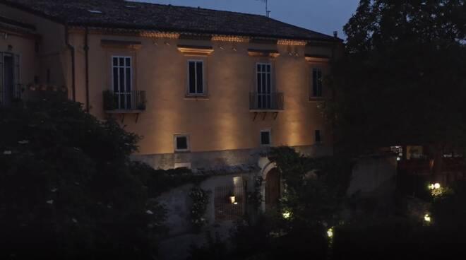 Palazzo De Stefano, Abriola