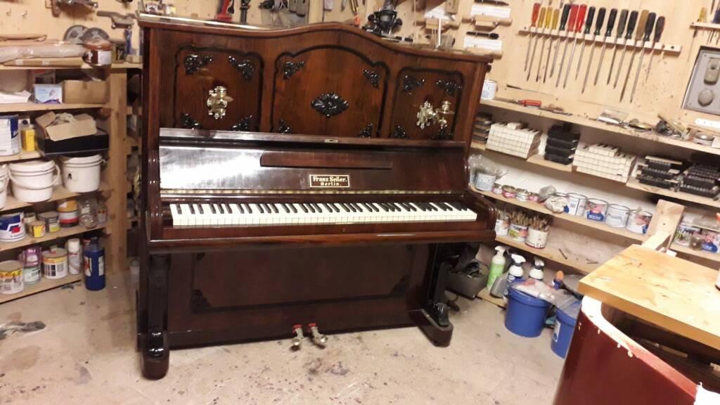 pianoforte Leoncavallo