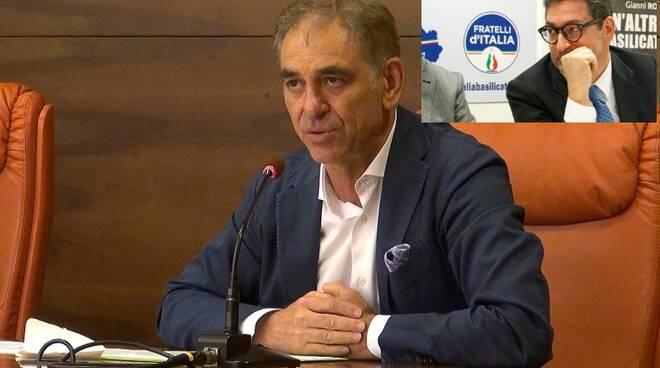Canio Santarsiero e Gianni Rosa
