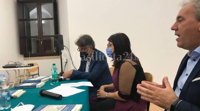"""Presentato il saggio \""""Città di Tricarico\"""" di Mariateresa Carlucci"""