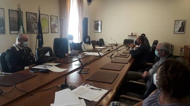 Comitato sicurezza e ordine pubblico