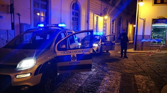 Polizia locale Potenza