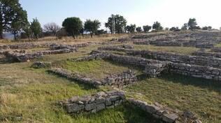 Scavi archeologici Vaglio