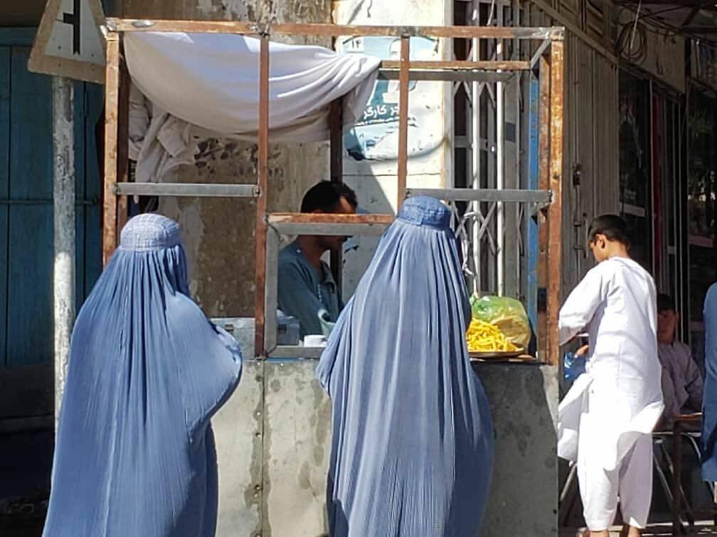Donne Afghane (credits: Inan)