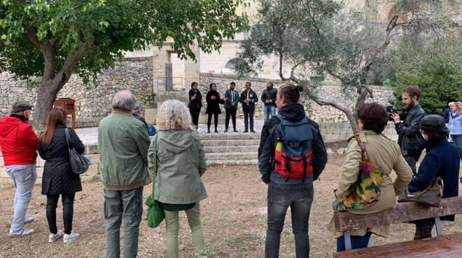 Giardino del Silenzio, Matera