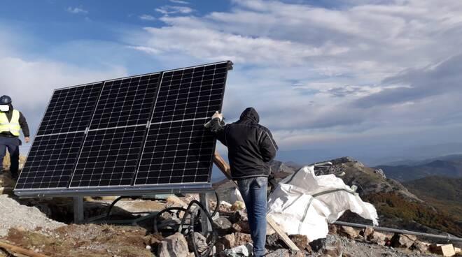 Pannello fotovoltaico Dolcedorme